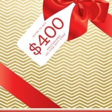 Cash for Christmas Mastercard Visa Giveaway