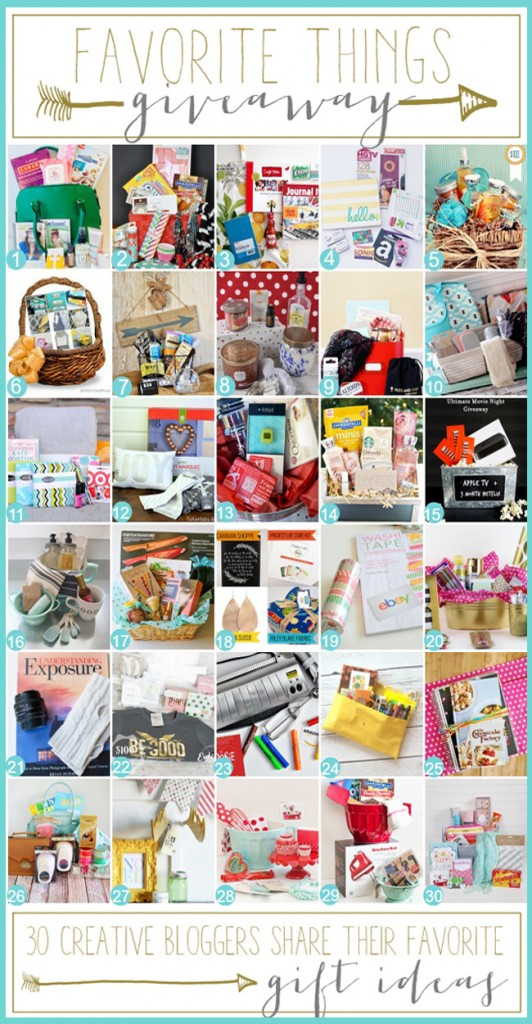 Favorite Things Giveaway Capturing Joy with Kristen Duke guide