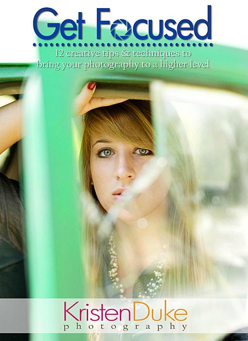 Get Focused intermediate photography book gift idea