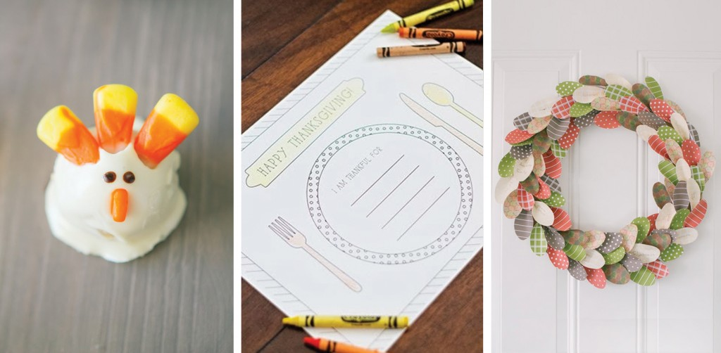 Thanksgiving Ideas and Printables