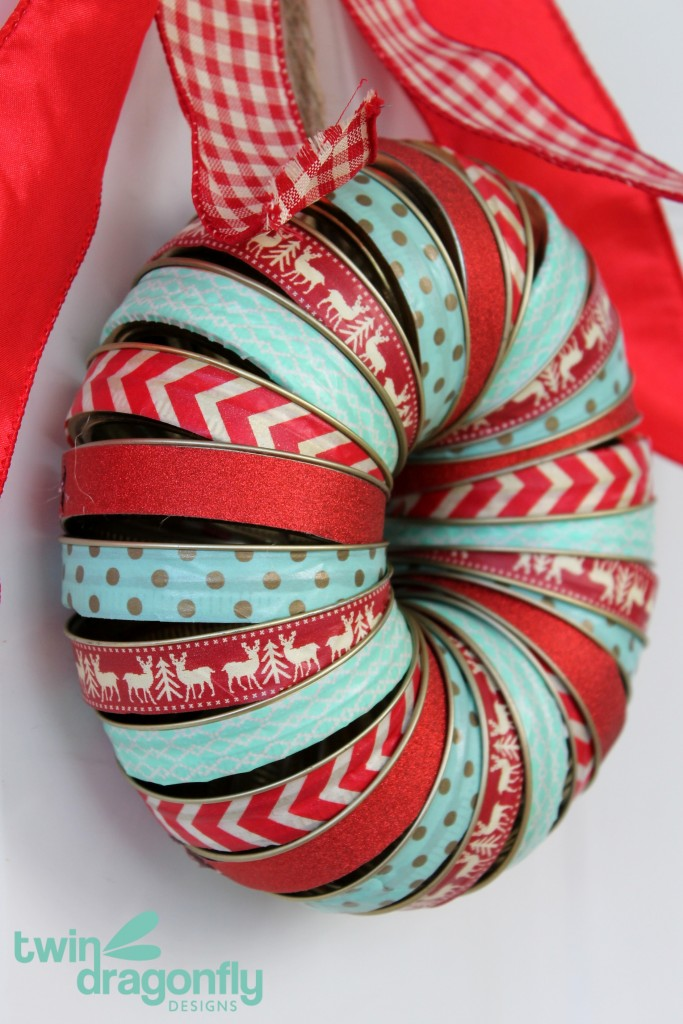 Holiday Mason Jar Lid