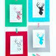 Christmas decoration printable