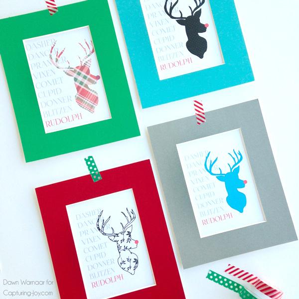 Rudolf decoration