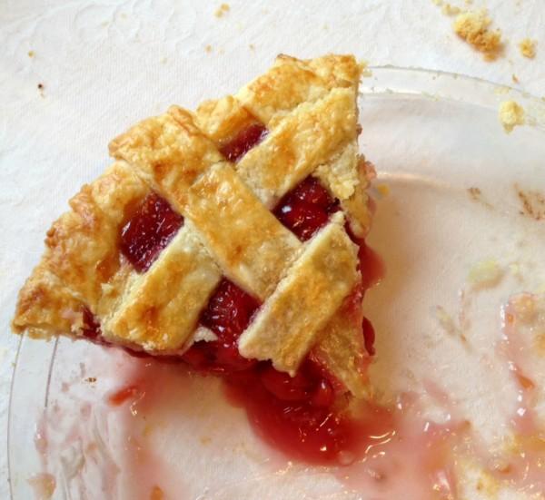 Thanksgiving Dinner Checklist Printable-Cherry Pie Recipes| Capturing-Joy.com