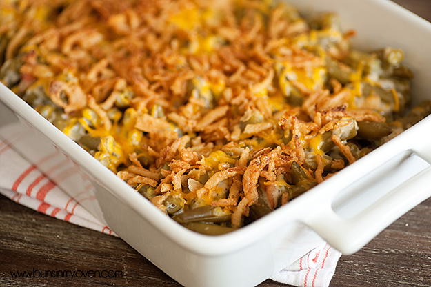 Thanksgiving Dinner Checklist Printable-Green Bean Casserole Recipes| Capturing-Joy.com