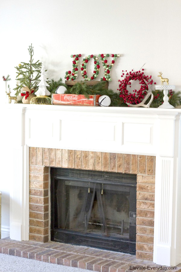 Jingle bell christmas decoration