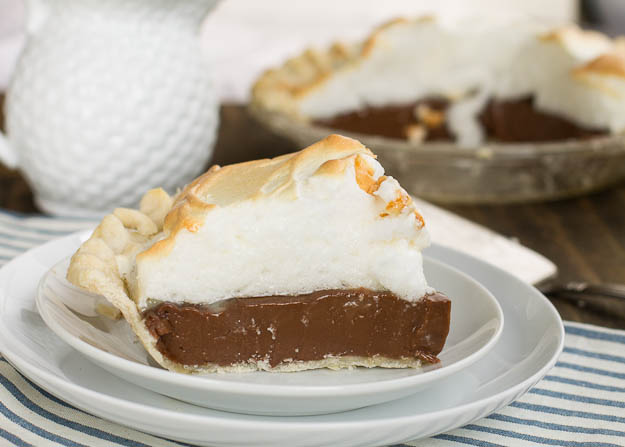 Thanksgiving Dinner Checklist Printable-Chocolate Cream Pie Recipes| Capturing-Joy.com