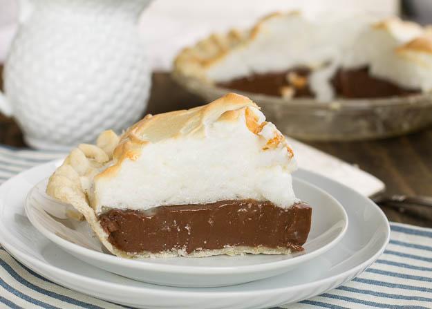 Thanksgiving Dinner Checklist Printable-Chocolate Cream Pie Recipes| Capturing-Joy.com