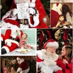 10 Christmas Picture Ideas with Santa| Capturing-Joy.com