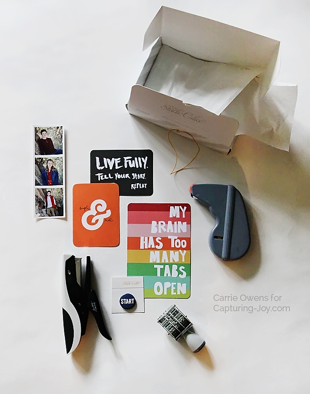 simple steps for memory keeping with project life products