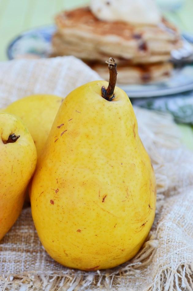Gluten Free Pear Pancakes Kristen Duke