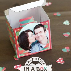 Valentine in a Box Printables