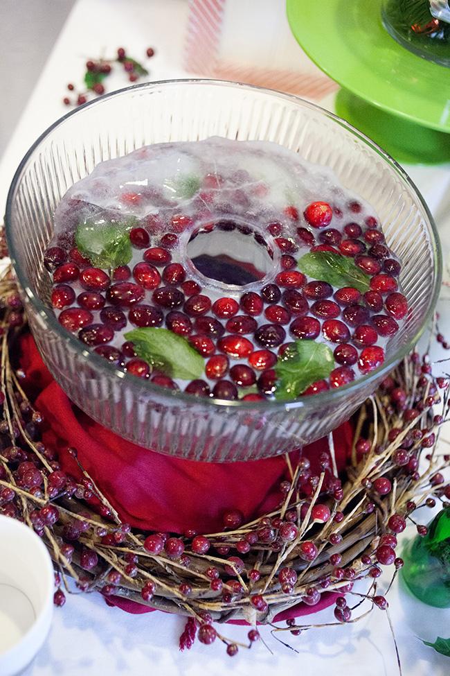 Christmas party drink recipe idea