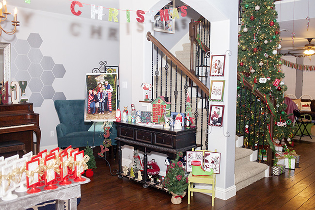 home decorations for christmas