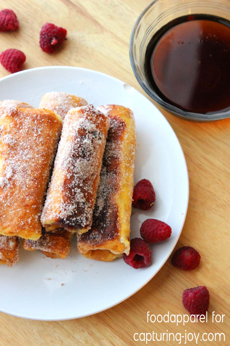 Stuffed French Toast Sticks Capturing Joy With Kristen Duke