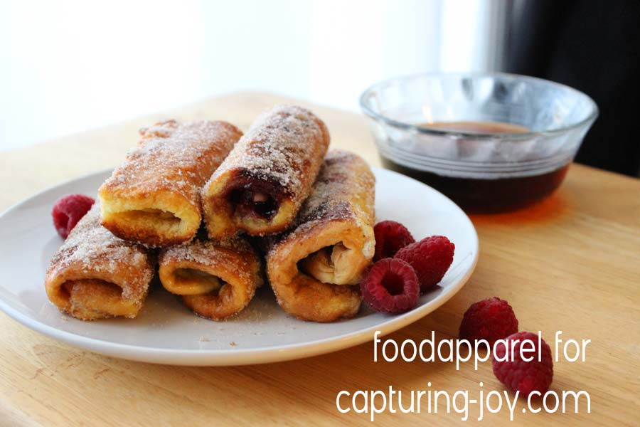 Stuffed french toast sticks capturing joy with kristen duke stuffed french toast sticks recipe step by step instructions foodapparel for solutioingenieria Images