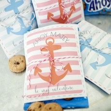 Free printable valentine gift idea