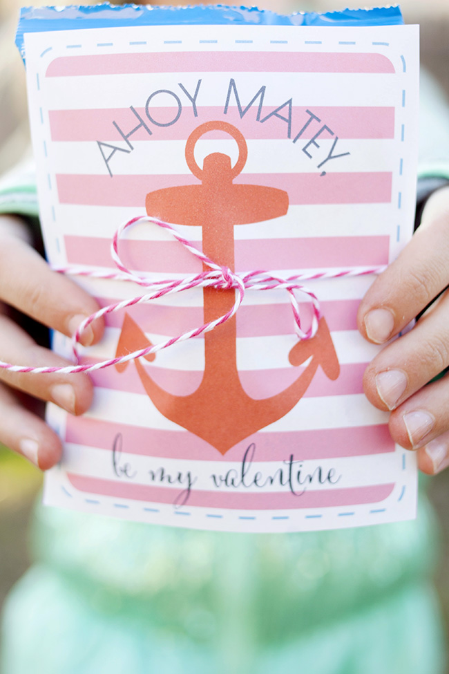 Anchor Valentine