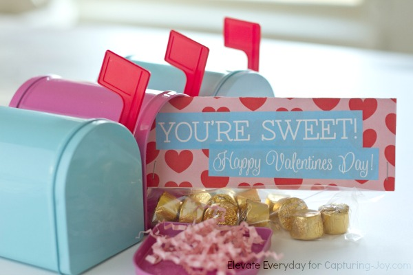 Cute Valentine's Day Printable