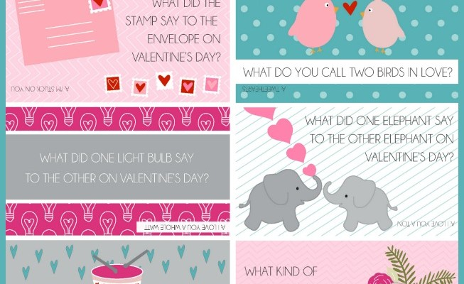 Valentine's jokes for kids