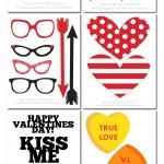 Valentine's Picture Props
