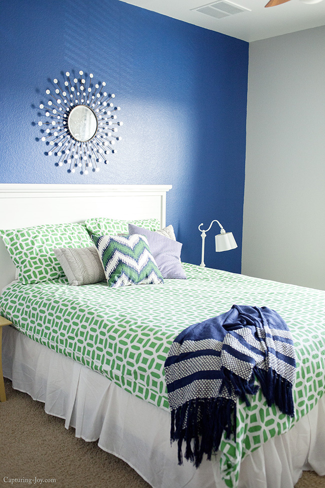 How to decide on paint colors