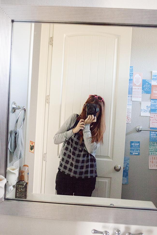 bathroom makeover frame