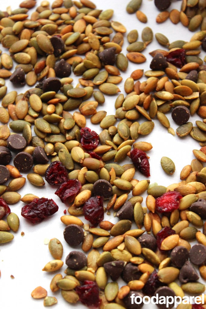 Pepita Trail Mix Recipe @foodapparel