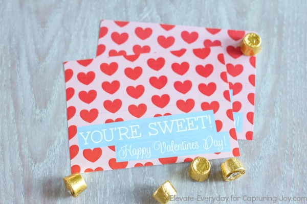 you are sweet printable