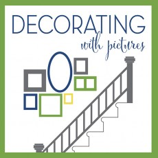 Decorate with Family Pictures in your home square