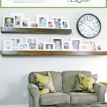 Ideas to decorate your home with photos