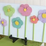 Spring Floral Canvas Tutorial
