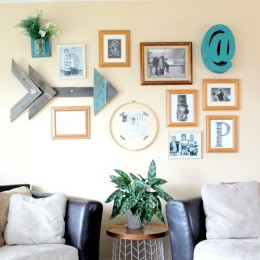 Picture photo wall