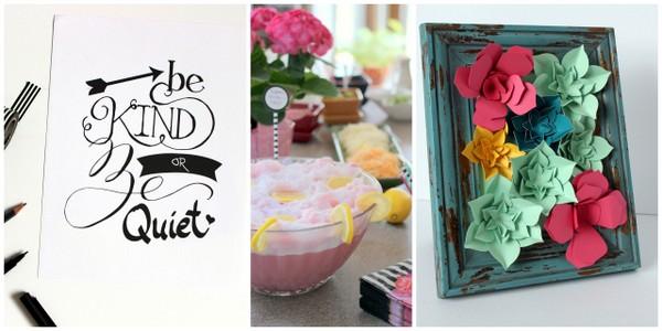 """DIY Orange Clover Sugar Scrub + Free """"Everyday"""" Tag Printables   Capturing-Joy.com"""