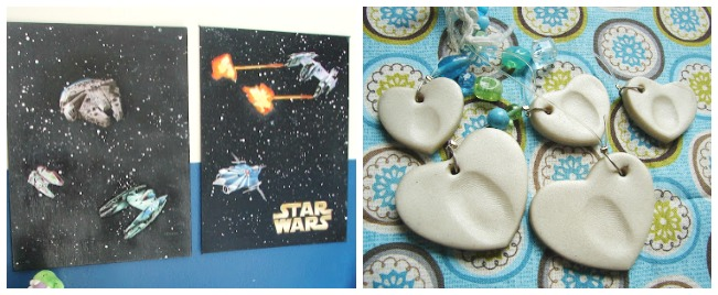 star wars craft canvas