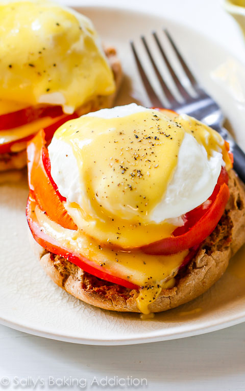 Eggs Benedict plus 19 other Egg Recipes on Capturing-Joy.com