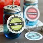 Refreshing Teacher Gift Printables