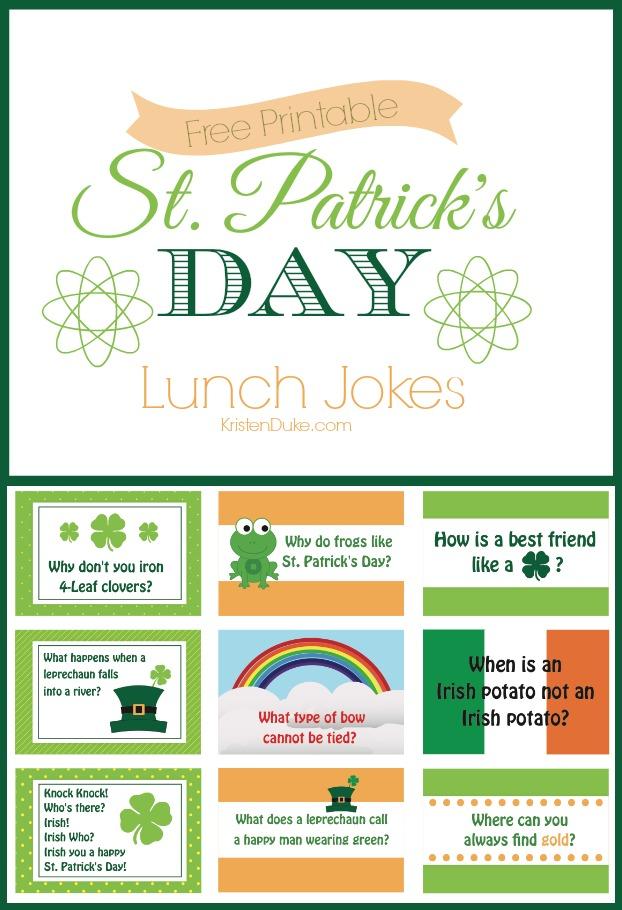 St. Patrick's Day Jokes
