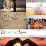 20 Creative Beach Photography Ideas on Capturing-Joy.com