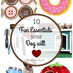 10 fun essentials your dog and you will love! Capturing-Joy.com