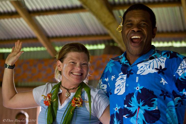 fiji celebration