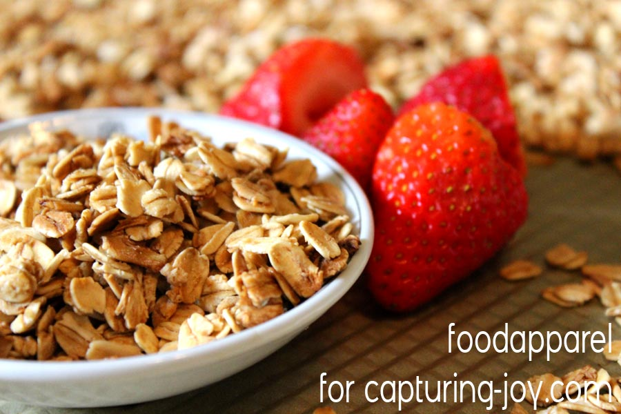 Easy and Simple Granola!