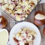 ham and cheese recipe dinner