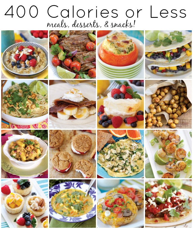 Our Best Bites: 400 Calories or Less Cookbook - Capturing ...
