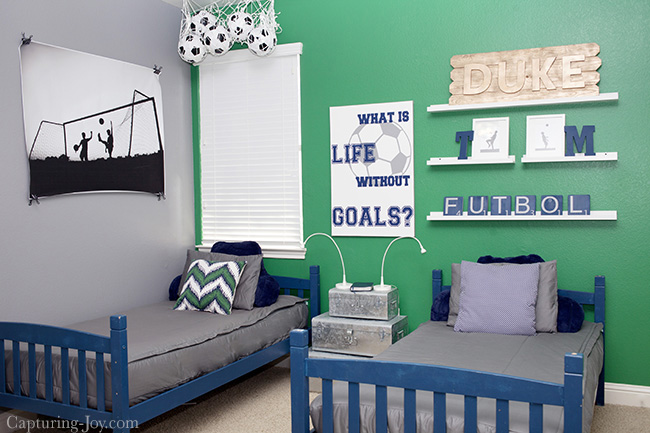 Soccer Room Ideas
