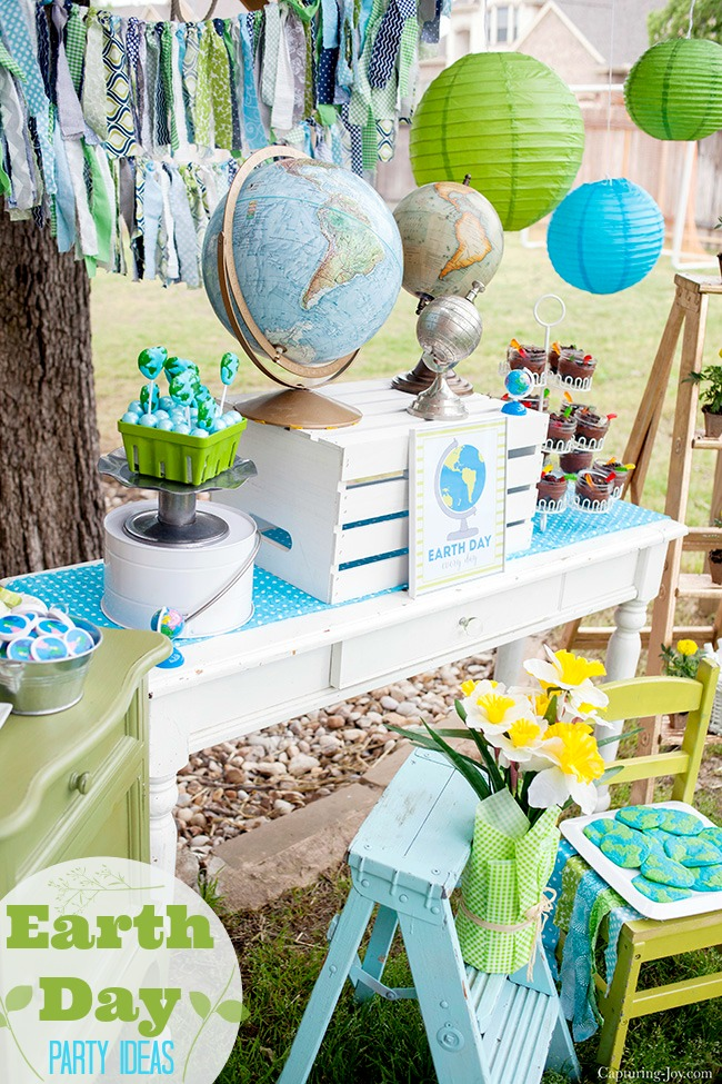 Earth Day Party Decorations