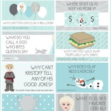 Disney Frozen Ideas