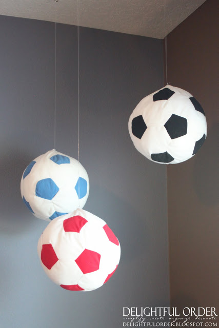 10 Boys Soccer Room Ideas - Capturing Joy with Kristen Duke