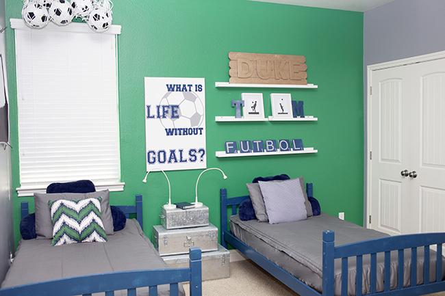 Soccer Room Ideas