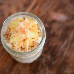 Pina Colada Trifle recipe